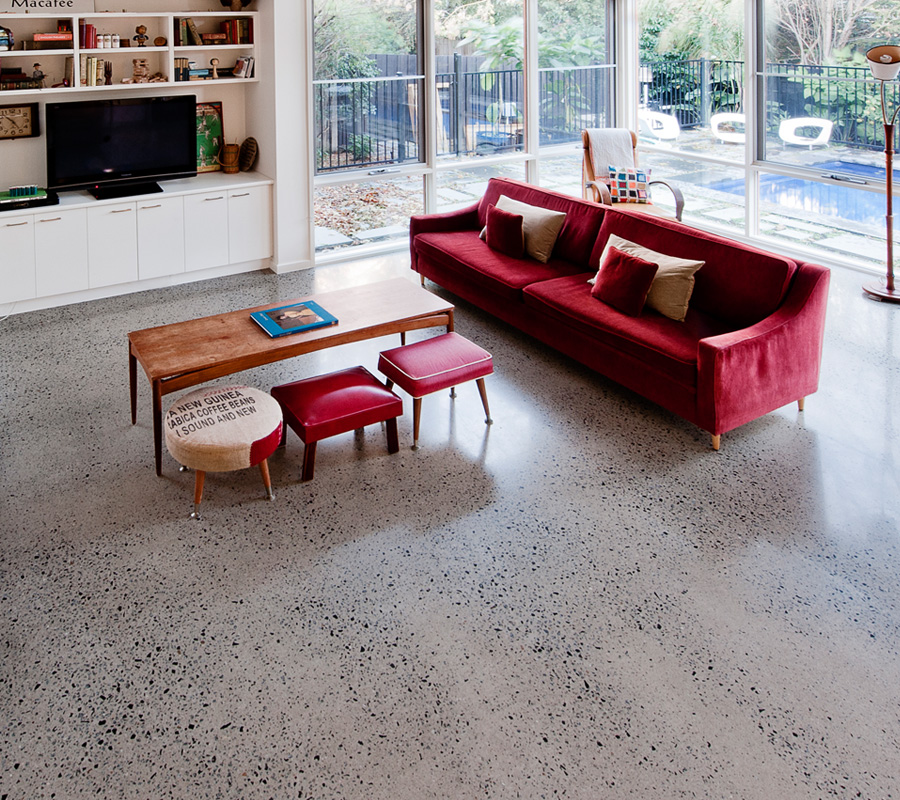 Polished Concrete Flooring In Your Home
