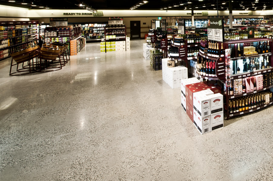 Retail Commercial Product
